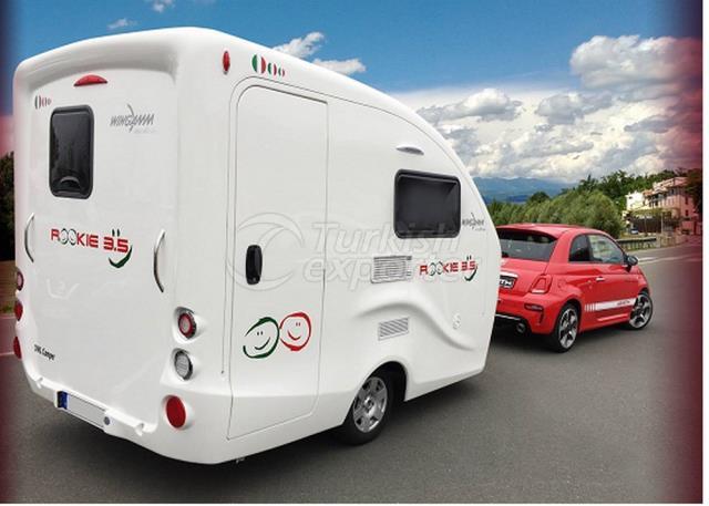 Rookie 3.5 Caravan