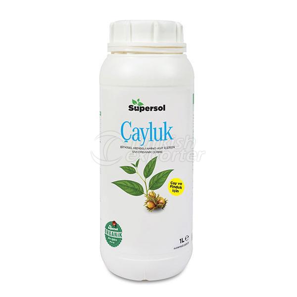 CAYLUK (Vegetal-origin Liquid Organic Fertilizer Containing Amino Acid )