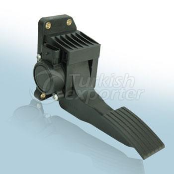 MO 370 Suspenced Accelerator Pedals