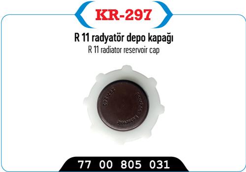 R 11 RADYATOR DEPO KAPAGI