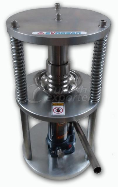 Cold Press Nut Oil Press Machine