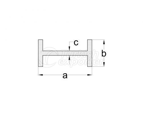 Standard Profiles H - Profiles