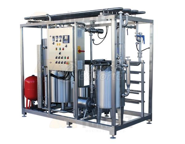 Electrically Pasteurizer