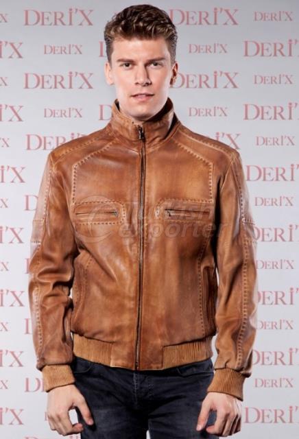Leather Jackets 7770 E