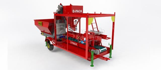 Fertilizer Packing Machine  -DMR