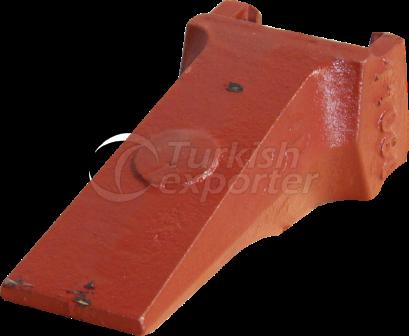 11059 CASE - EXCAVATOR TIP (with ce