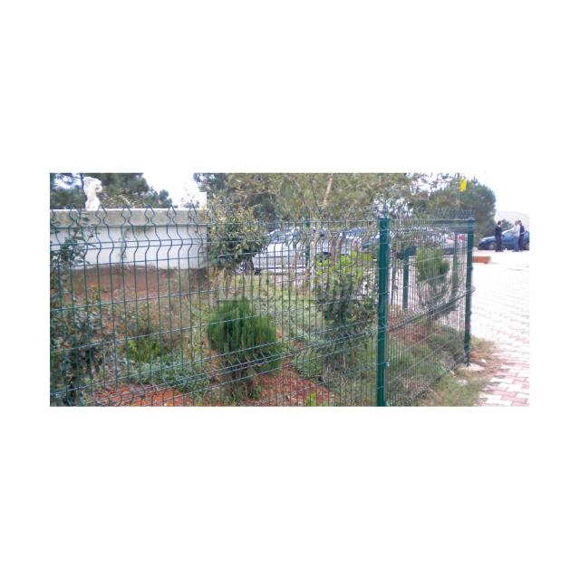 Canfor Single Panel Fence