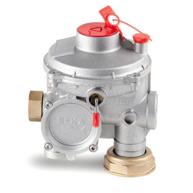 ERG-S منظم ضغط الغاز