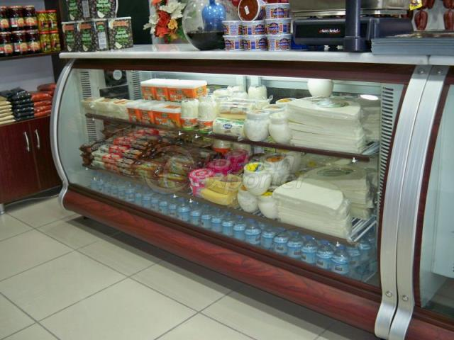 Showcase Refrigerators