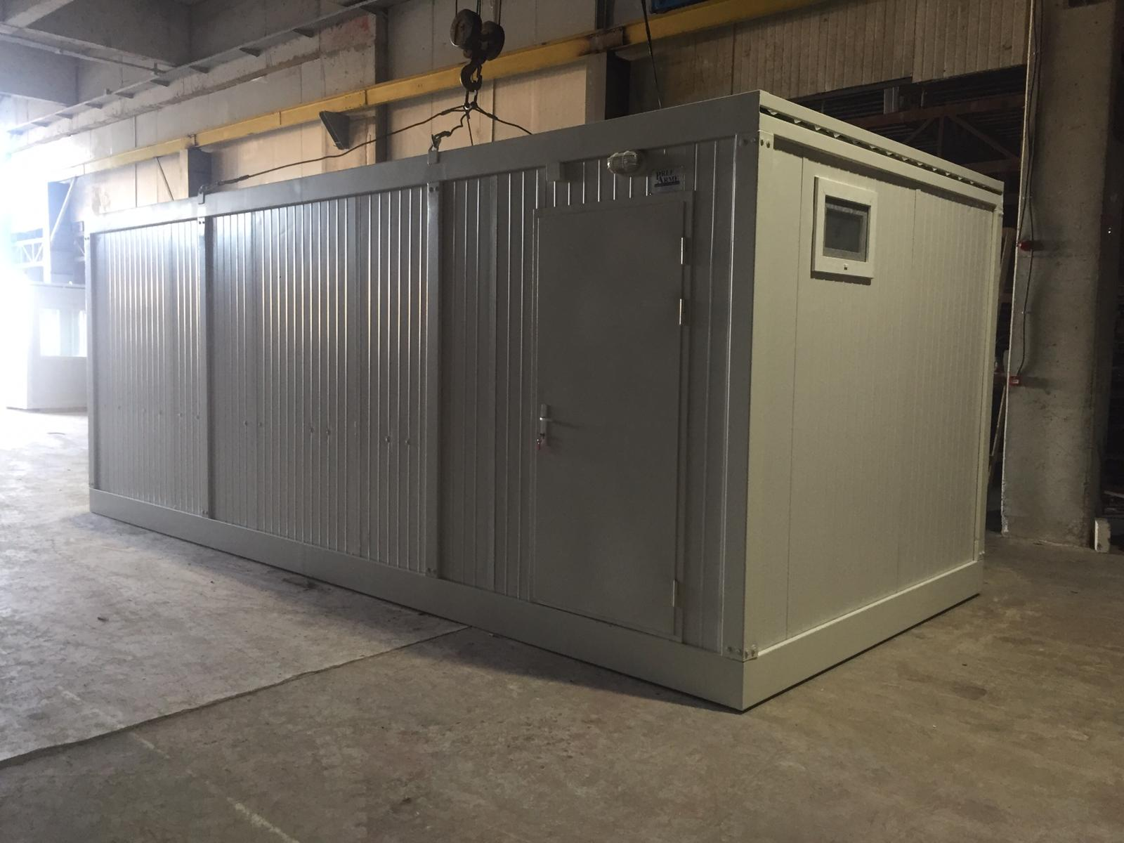 Multifunction Container