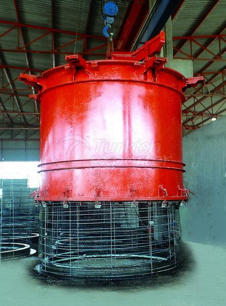 Concrete Pipemaking Machines YMS