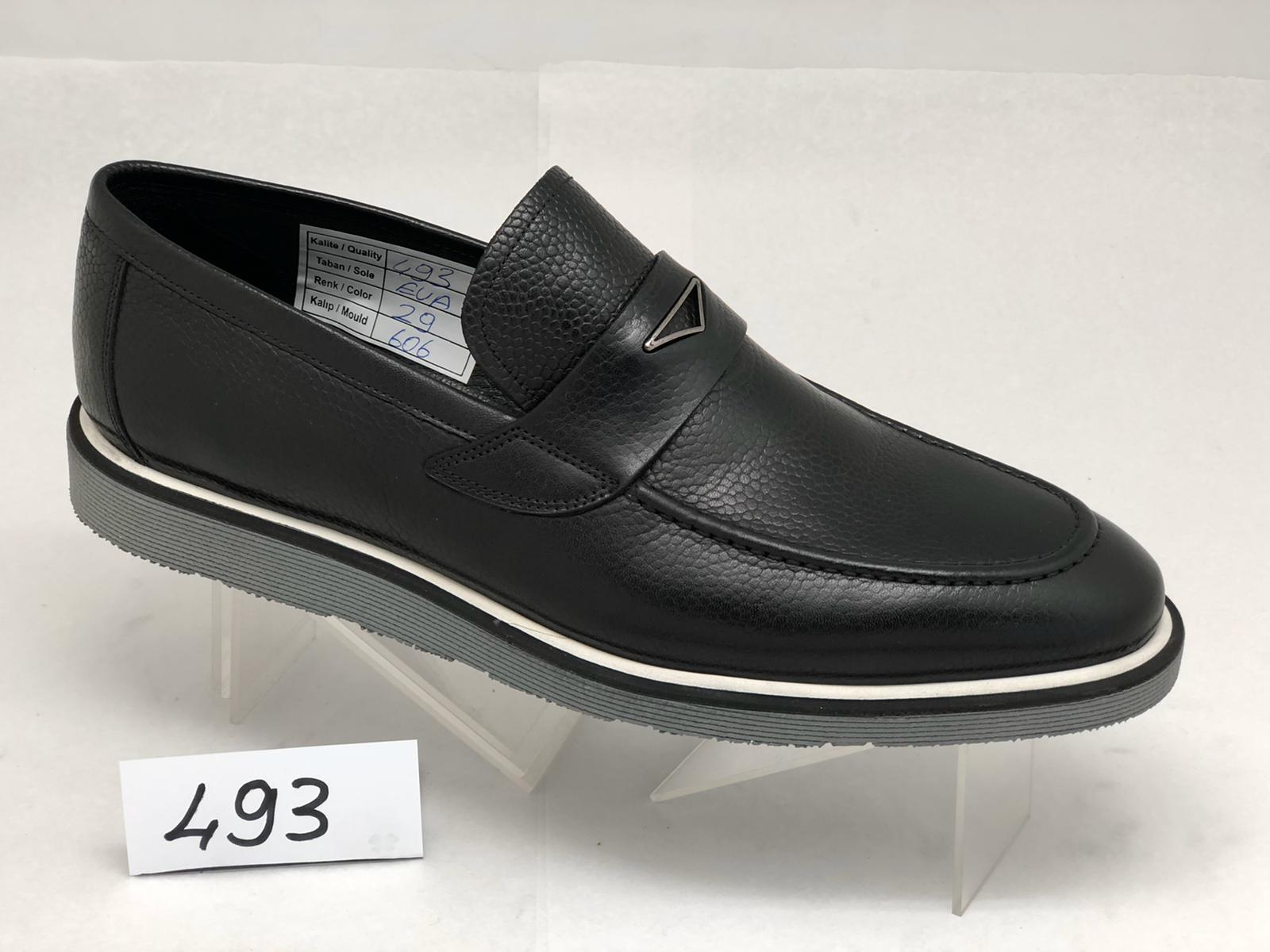 Eva Sole Shoes-493, Inner Outer Genuine leather, Available:Tpu, Neolite, microlight, thermo, Rubber