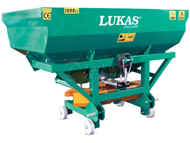Spreaders de Fertilizantes FS-1000 LT