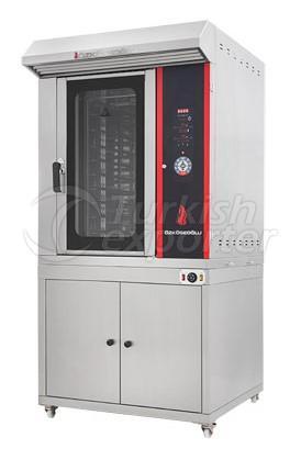 PFS ED rotary bread oven