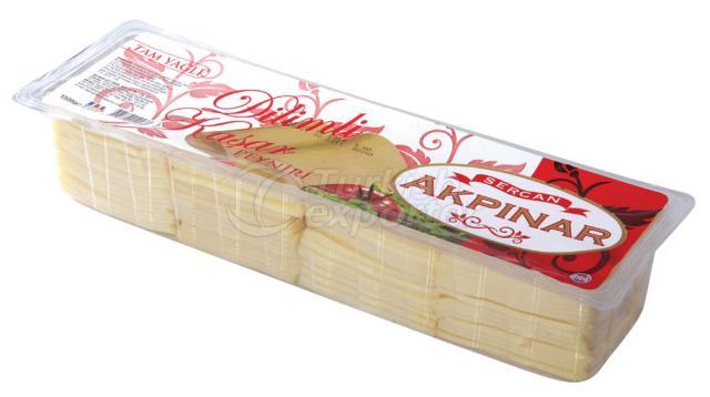 Kashkaval Cheese Akpinar 1500 GR