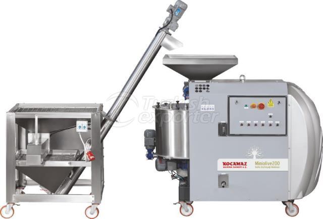 Olive Oil Machines