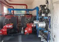 Caldeira de água quente SSK 125
