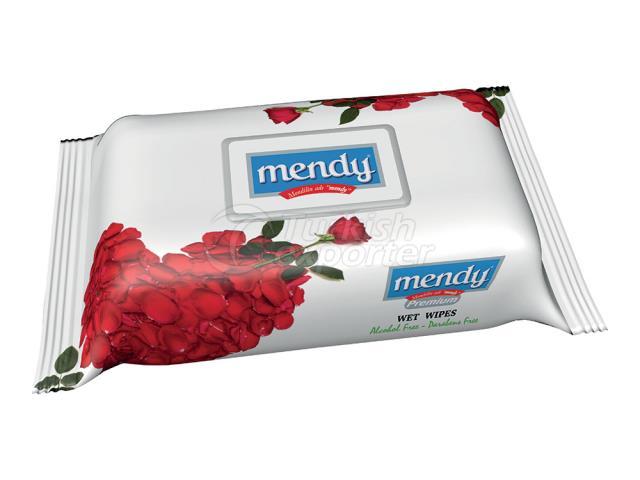 MENDY ROSE 3 WET WESPES / TOALHAS