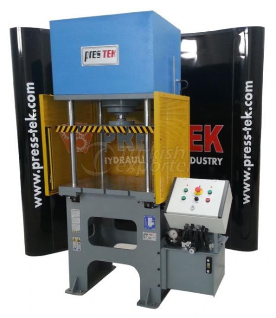 HBP-250-8143354 column presses for plastic processing