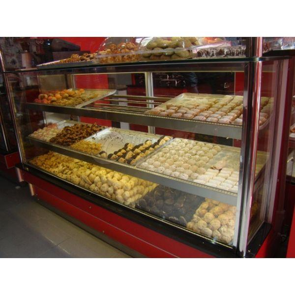 Cookie Display Cabinets