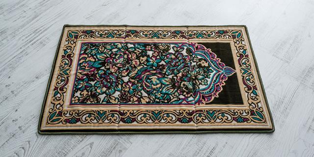 Espuma de tapete de oração e tapetes de oração ortopédicos