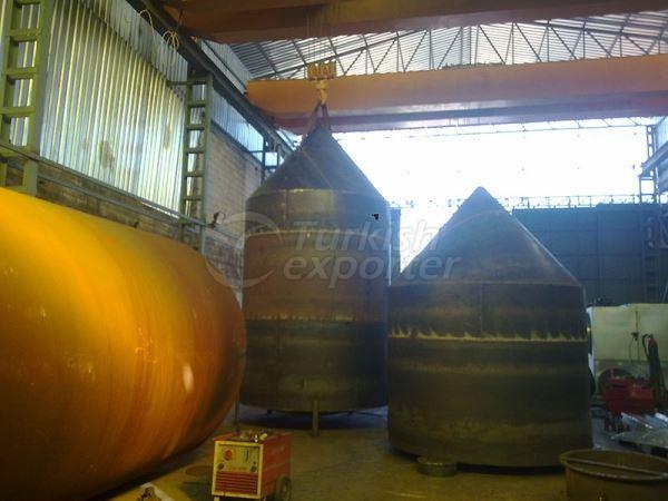 Fabricação de Conical