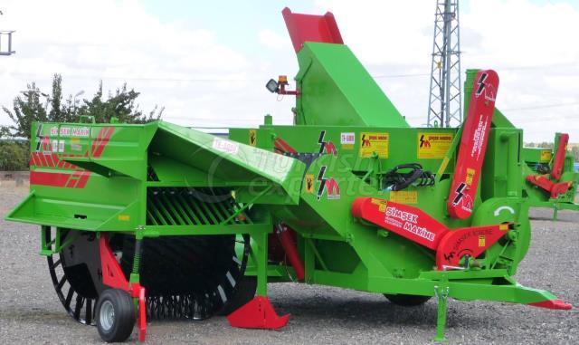 TR3002 Pumpkin Seed Harvester