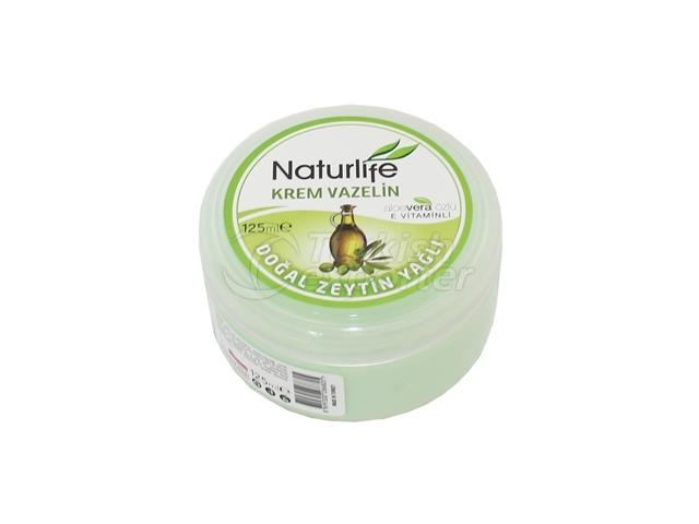 Natural Olive Oil Vaseline Cream 125 ml