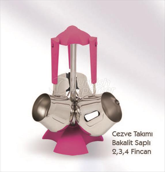 Kahvecim Coffee Pot Sets 37