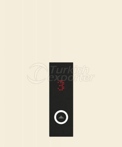 Elevator Button GTT301B