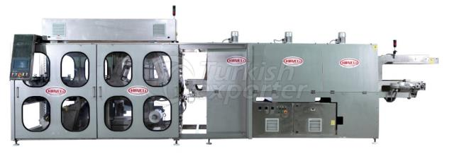 Wrapping Type Viol Shrink Machine
