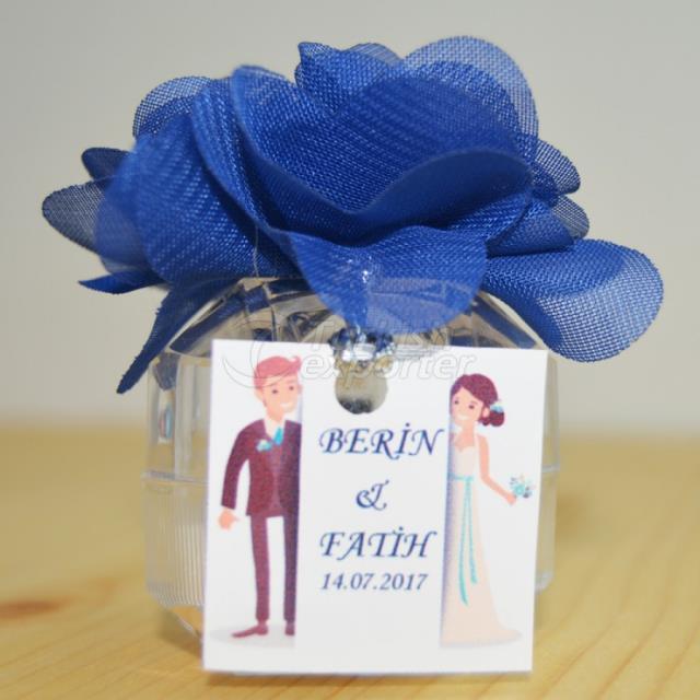 Mini Box Wedding Candy