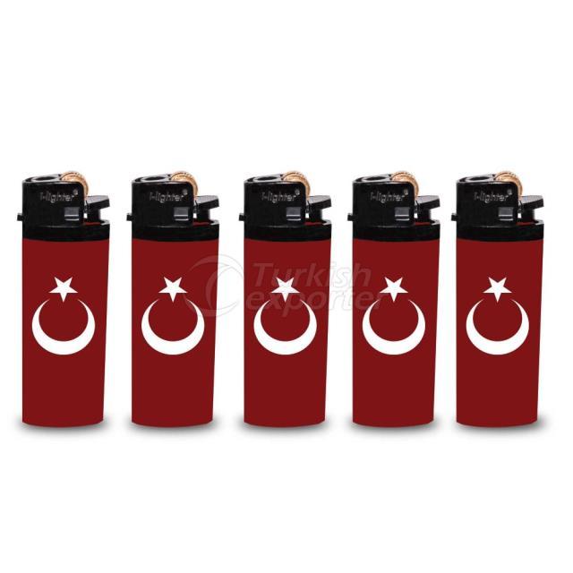 I-Lighter 216 Turkish Flag