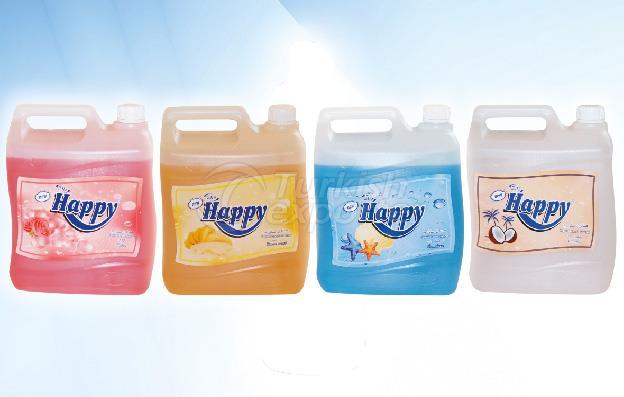 Happy Liquid Hand Jabon 5000 ml
