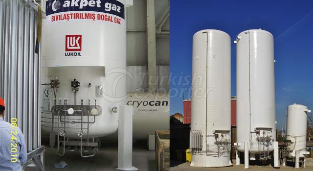 Cryogenic Storage Tank