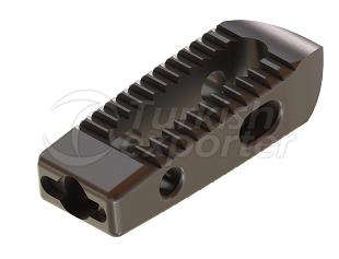 Biomech Posterior Lumbar Interbody Fusion Peek Cage (Plif)