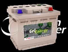 Baterias de Descarga Profunda Gel e Série Especial VRLA