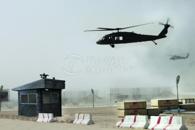 Armored Security Cabins