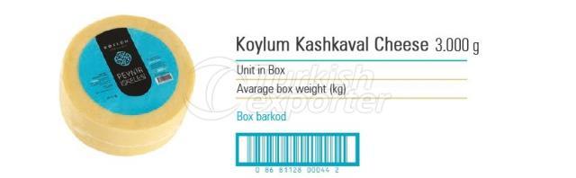 Koylum Kashkaval Cheese 3000g