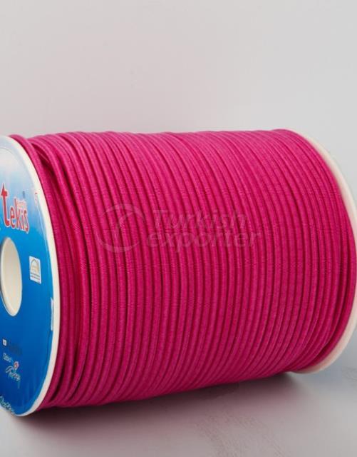 Cordón elástico 3mm 100m
