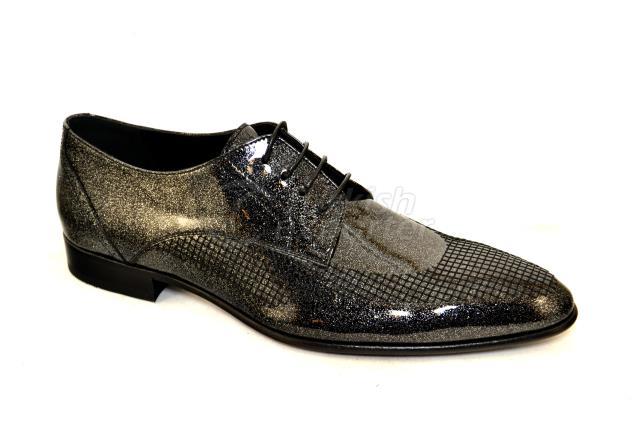 4504 Black Patent Shoes