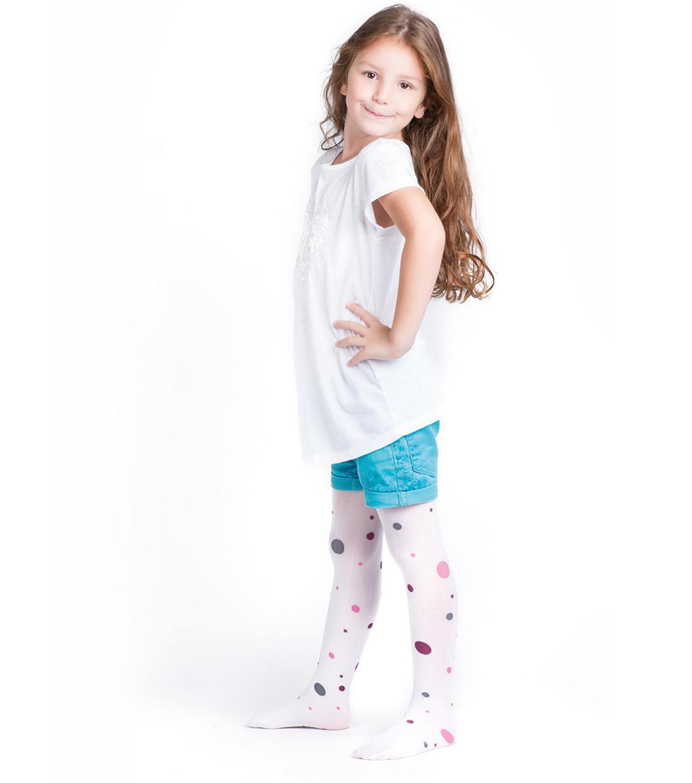 EV0137 - Eva 60 Den Patterned Fashion Tights For Kid_s