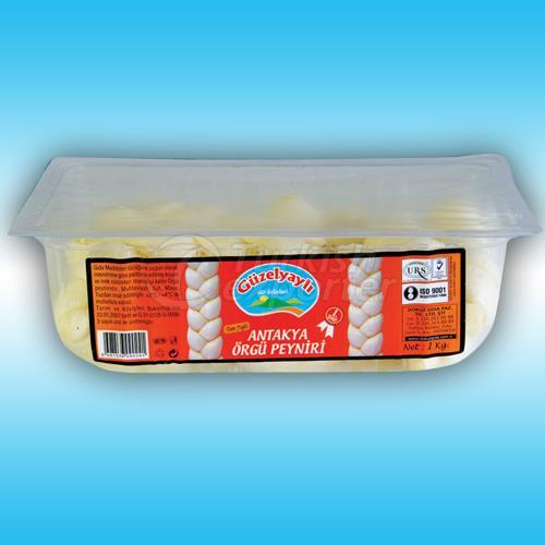 Antakya Braided Cheese