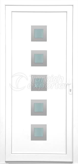 Pvc Panel - Flat Inoxline 8
