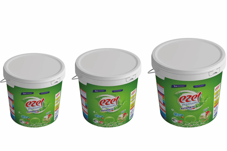 Ezel Powder Detergent Bucket