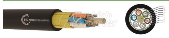 Fiber Optic Cables MLT-NMA-SJ-LADSS-(AY)