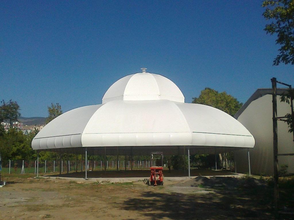 Wedding Hall Tent