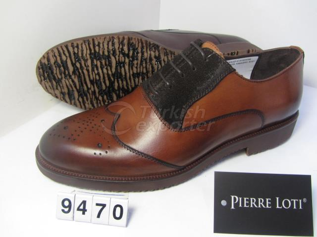 9470 Leather Shoes