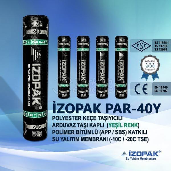 Izopak PAR-40YSu Yalıtım Membranı