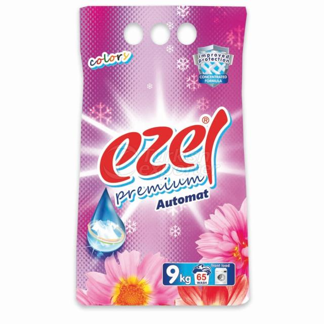 Ezel Automat Powder 9 Kg Color
